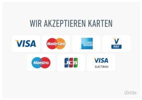 Bargeldlos zahlen ist kein Problem